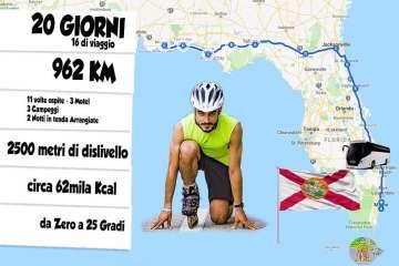 nola.com: Italian Man Travels World, Visits Gretna on Inline Skates