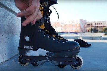 Ricardo Lino Tests Out His New Aggressive Skate Setup