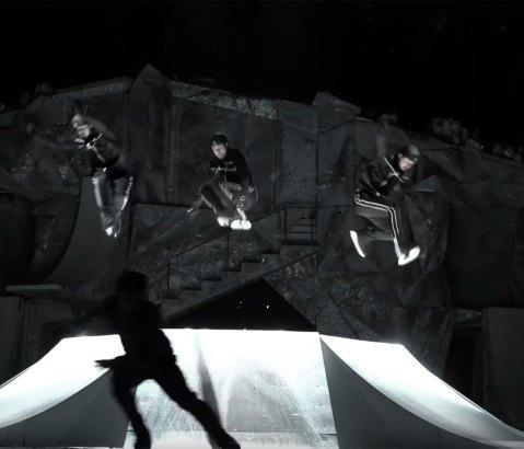 X-BOYZ 2k19: Crashed Ice Athletes and Aggressive Inline Skaters on Ice
