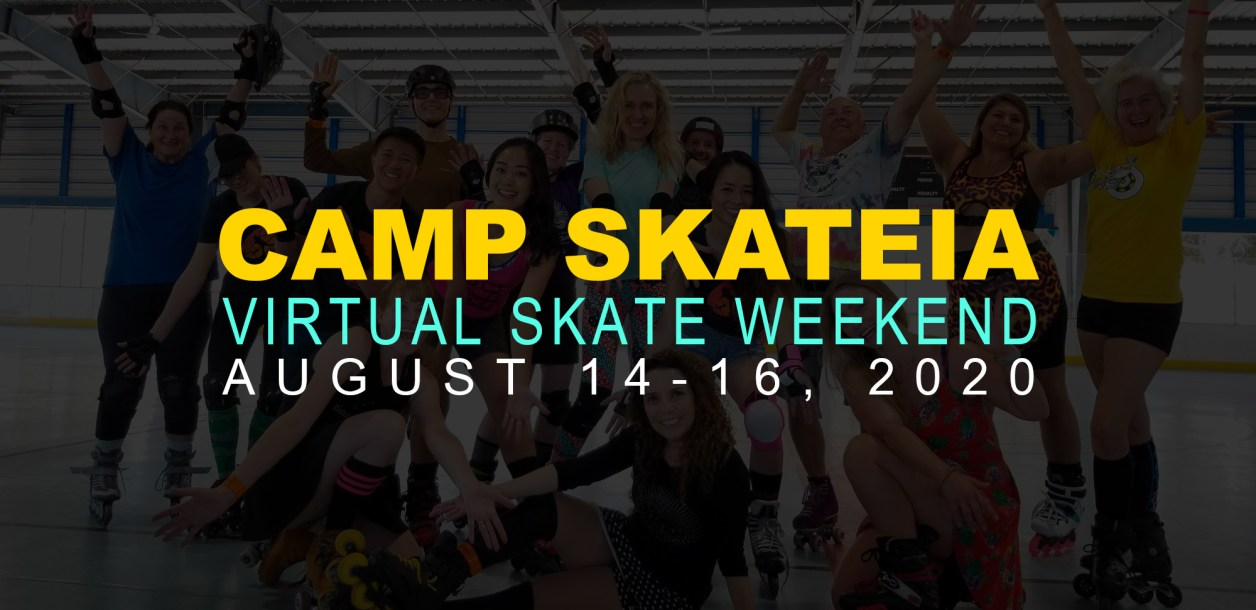 Improve Your Skating Skills: Camp SkateIA Virtual Weekend Takes Place August 14-16