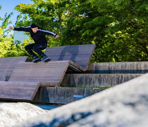Interview with Inline Skate Photographer Chris Corbett of Vancouver, Canada