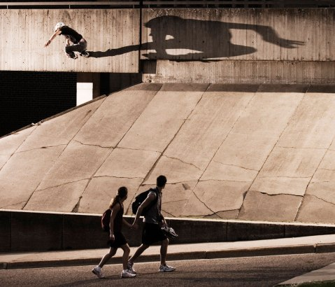 Interview with Inline Skate Photographer John Haynes of Minneapolis, Minnesota