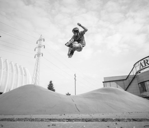 Interview with Inline Skater and Photographer Matthew Jastrzemski of Zagreb, Croatia