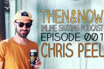 Then And Now Podcast with Chris Peel Episode 1