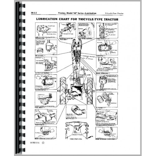 John Deere 40 Service Manual