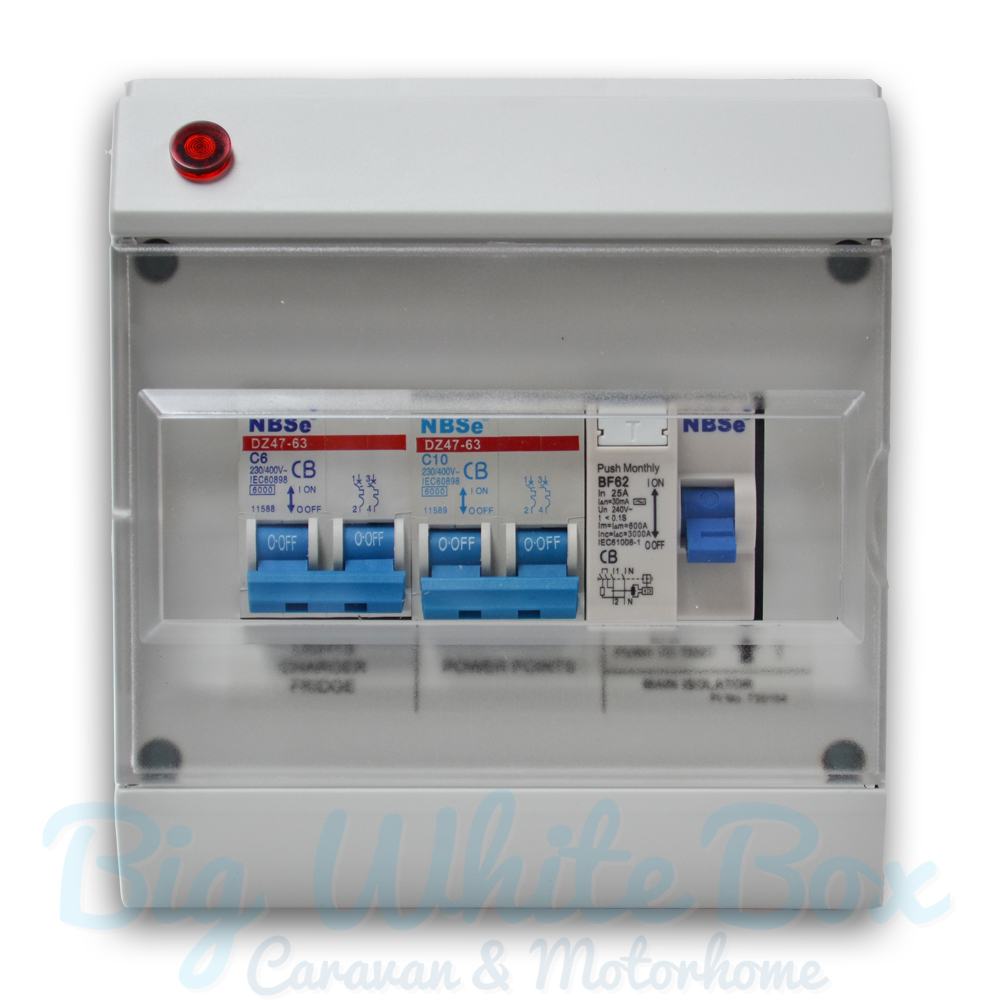 hight resolution of consumer unit