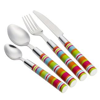 Camper Smiles Cutlery Set