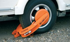 Hitch locks And Wheel Clamps