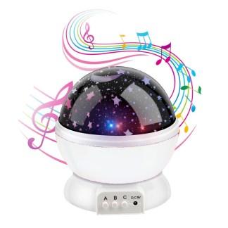 Night Light With Music