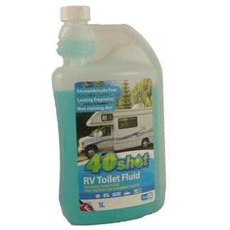 40 Shot RV Toilet Fluid AQ4004
