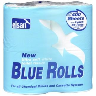 Elsan Toilet Tissue 4 Pack