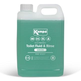 Kampa Green Toilet Fluid 2.5L LQ0008