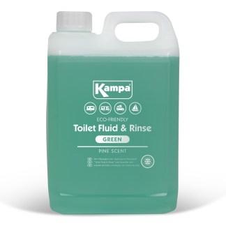 Kampa Green Toilet Fluid 5l LQ0009