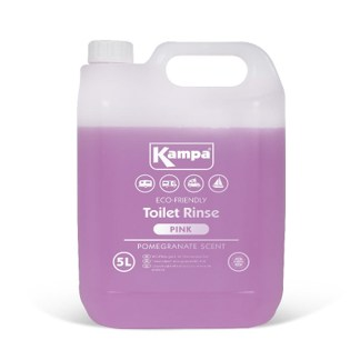 Kampa Pink Toilet Rinse LQ0006