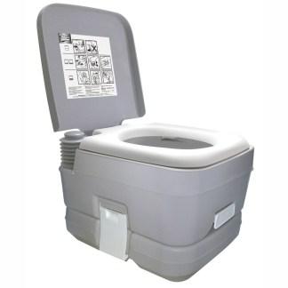 Leisurewize Portable Flushing Toilet LW536