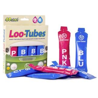 Qualkem 40 Shot Loo Tubes AQ4021