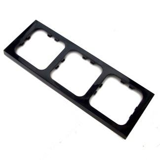 PO328 PLS Gloss Black Faceplate 3 WAy