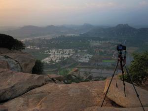 photographing Karnataka, India