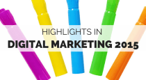 Highlights in Digital Marketing 2015 BigWing Blog Featured Images