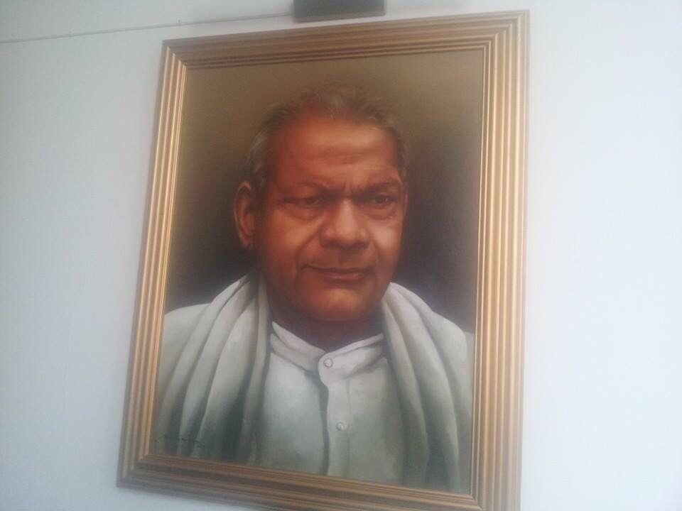 Rabi Ray, socialist, Lok Sabha, Speaker, Odisha,