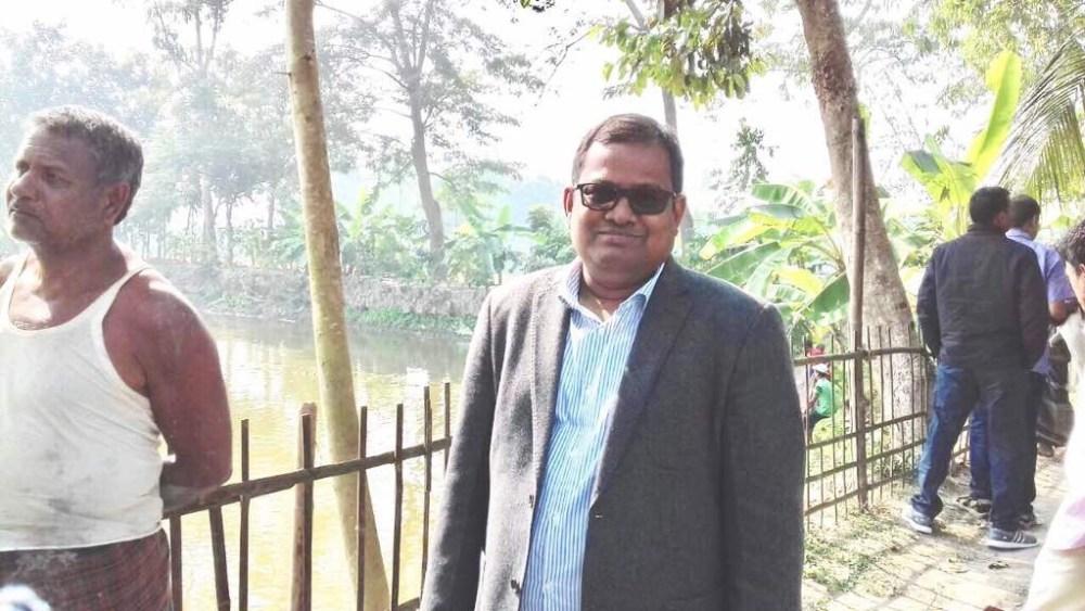 Odisha, Fisheries, Animal Husbandry, Bishnupada Sethi