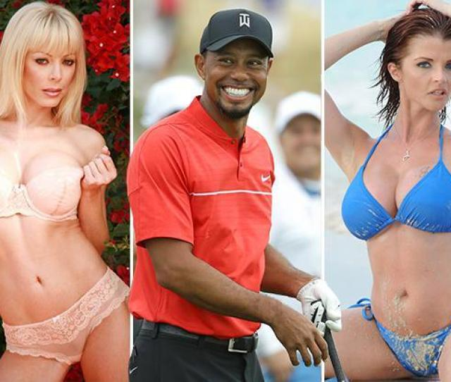 Who Has Tiger Woods Dated Porn Stars Waitresses And A Cougar Who Turned Him Into A Bedroom Animal Big World News