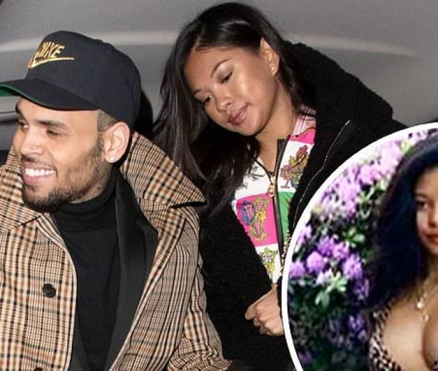 Chris Brown Is Expecting Second Child With Ex Ammika Harris Big World News