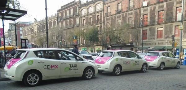 mexico city taxis