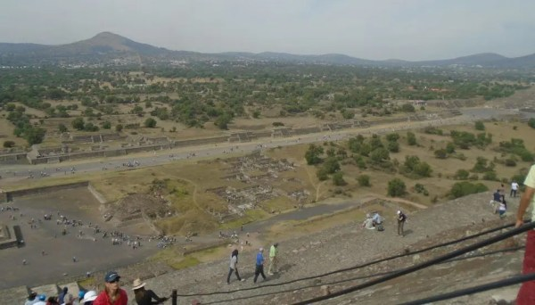 teotihuacan pyramids of the sun