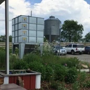 rising silo brewery
