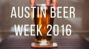 austin beer week