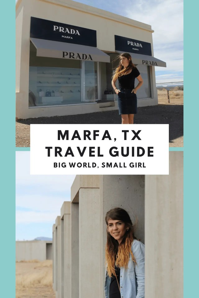 Marfa Texas Travel Guide