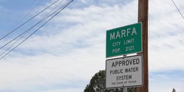 marfa population 2017