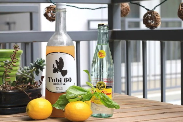 tubi 60 cocktail recipe