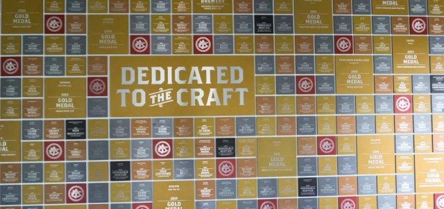 ballast point brewery awards