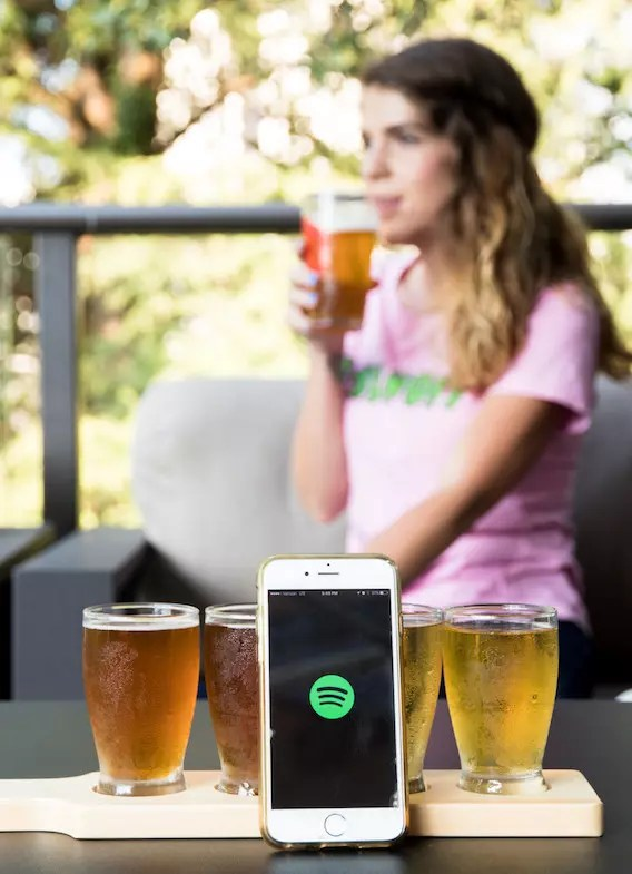 pints and playlists