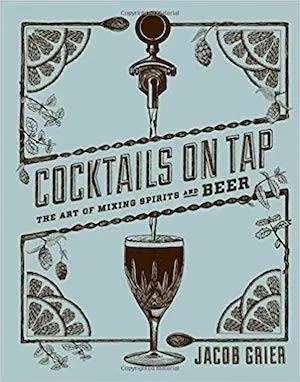 cocktail beer gift book