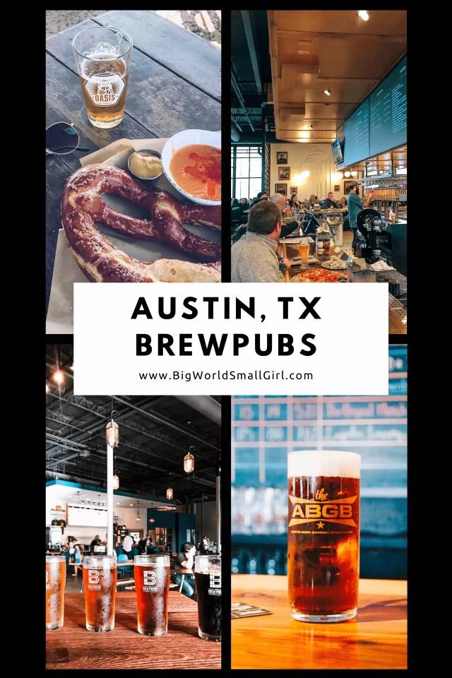 Brewpubs in Austin