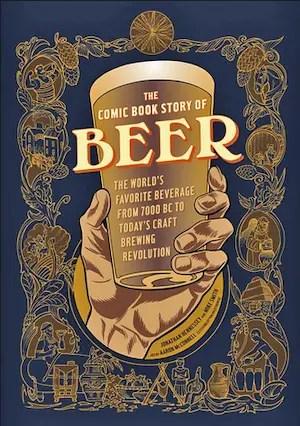 beer comic book