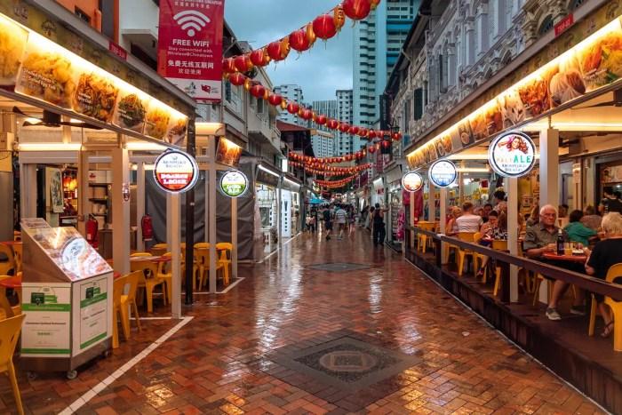 Singapore travel guides