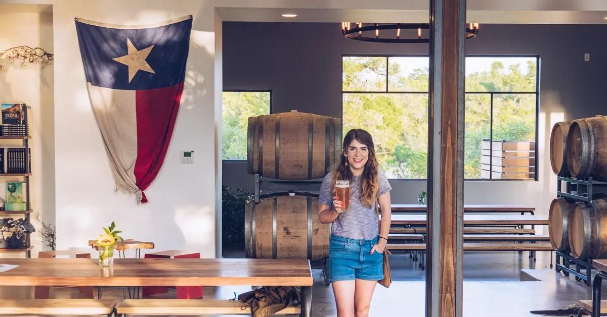 texas brewery road trip