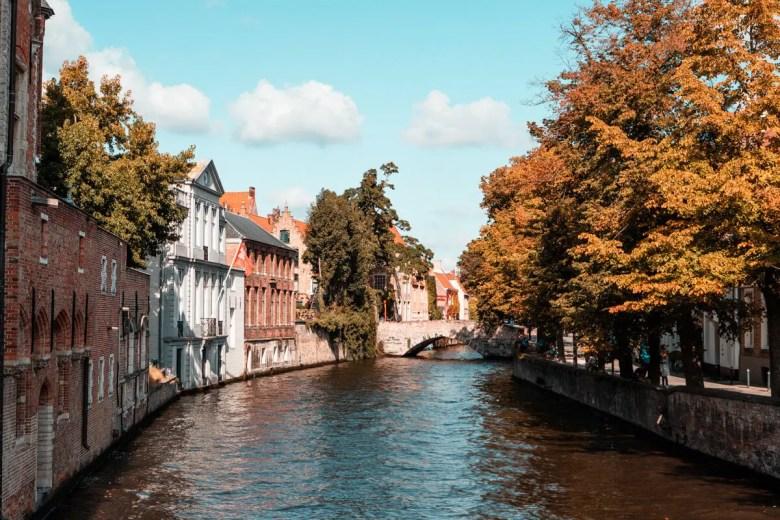 Belgium-Itinerary