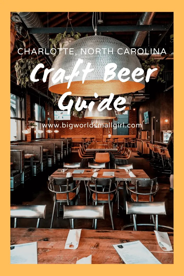best breweries charlotte