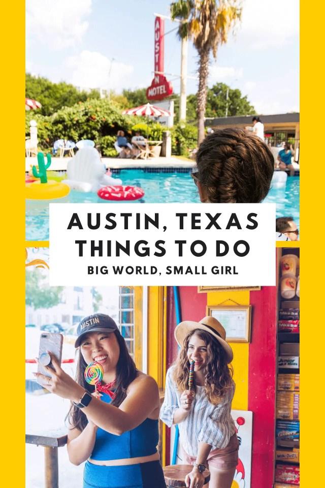 Austin Texas Things to Do
