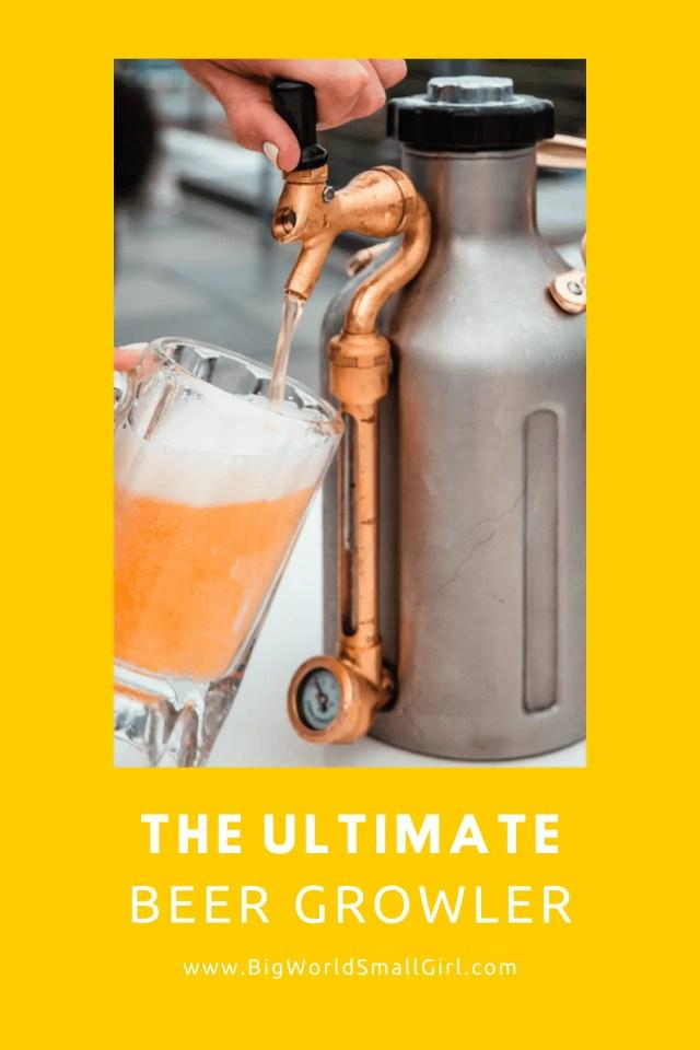 GrowlerWerks uKeg Pressurized Growler for Beer Pressurized Growler for Beer Review
