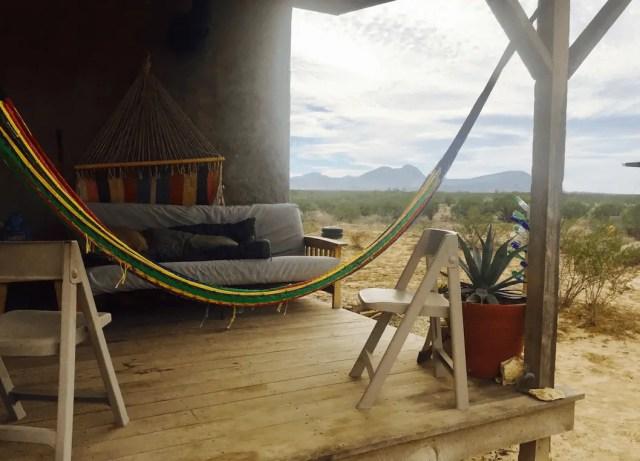 off grid texas airbnb