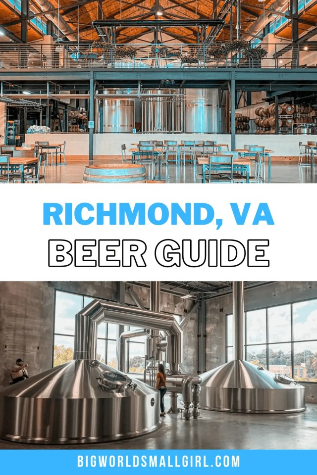 Ultimate Richmond Brewery Guide