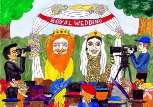Big World Zoo Wedding