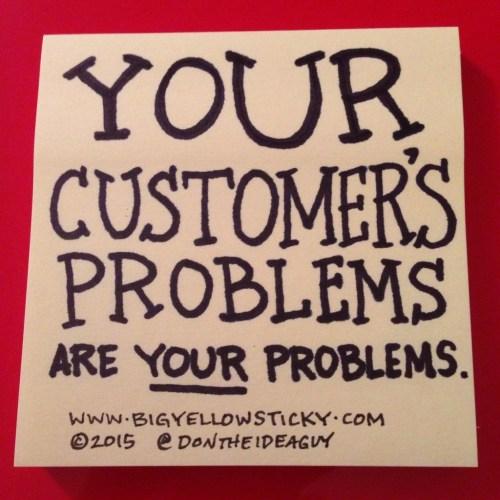 problem customers