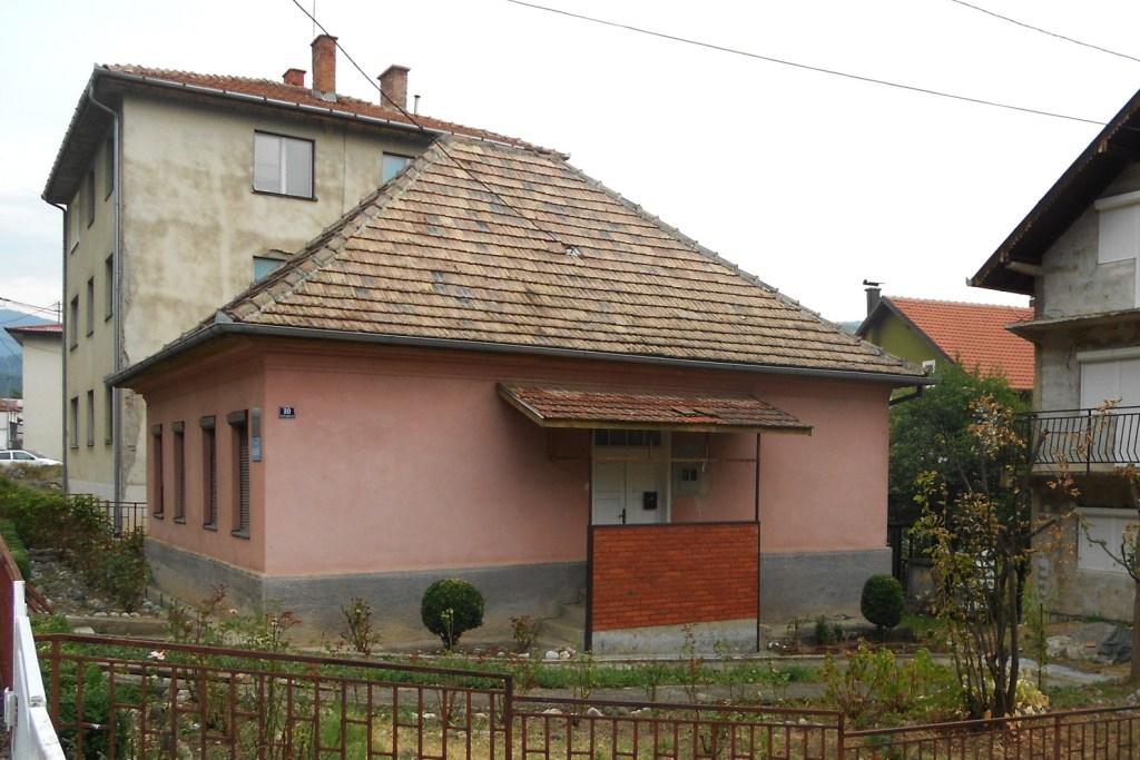 Дом Иво Андрича. Фото: Елена Арсениевич, CC-BY-SA-3.0
